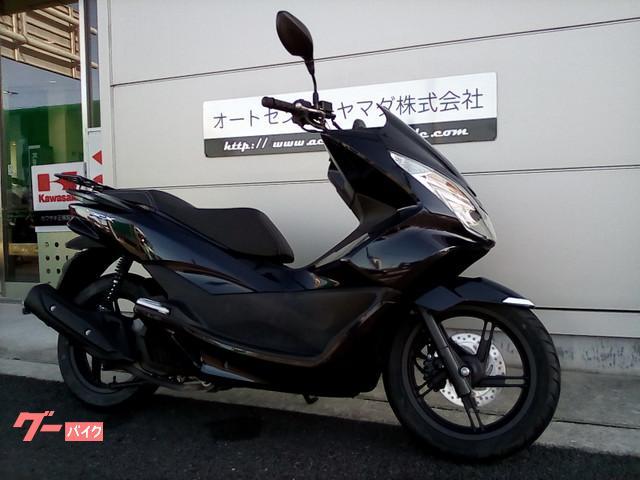 ホンダ PCX '17年モデル リヤキャリア付きの画像(愛知県