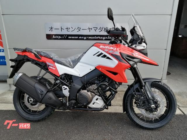 V−ストローム1050XT 2021年モデル