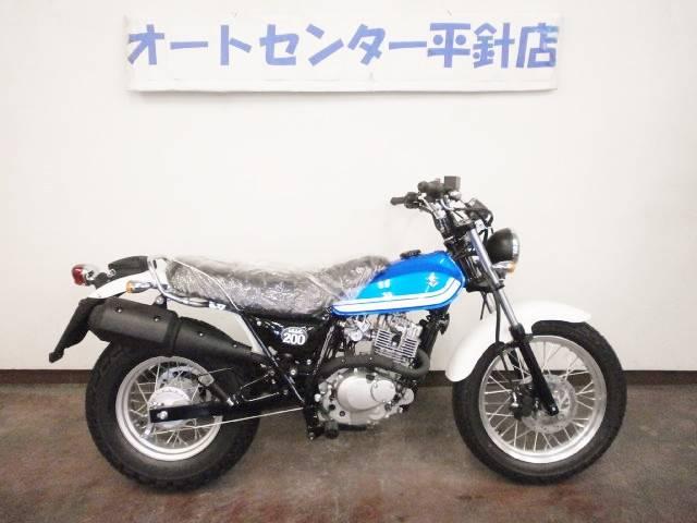 スズキ バンバン200新色の画像(愛知県