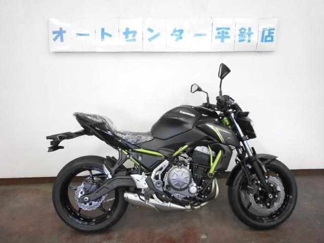 カワサキ Z650ABS 2018年モデルの画像(愛知県
