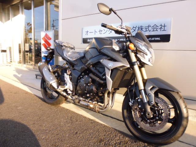 スズキ GSR750ABS 国内仕様の画像(愛知県
