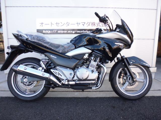 スズキ GSR250Sの画像(愛知県