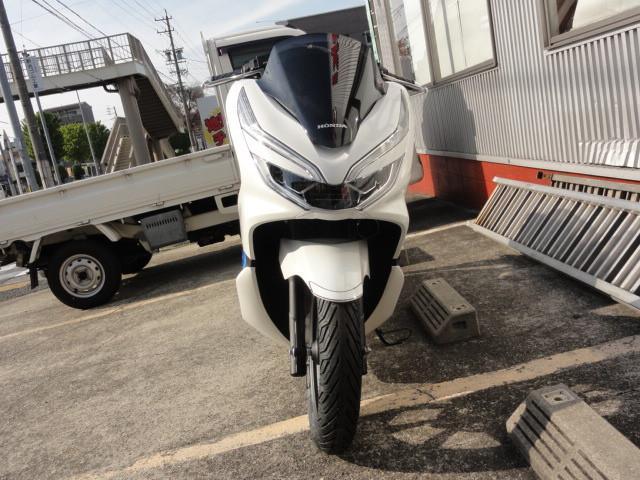 ホンダ PCX 新型の画像(愛知県