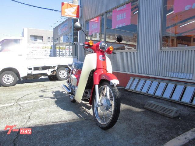 ホンダ スーパーカブ110 60周年アニバーサリーの画像(愛知県