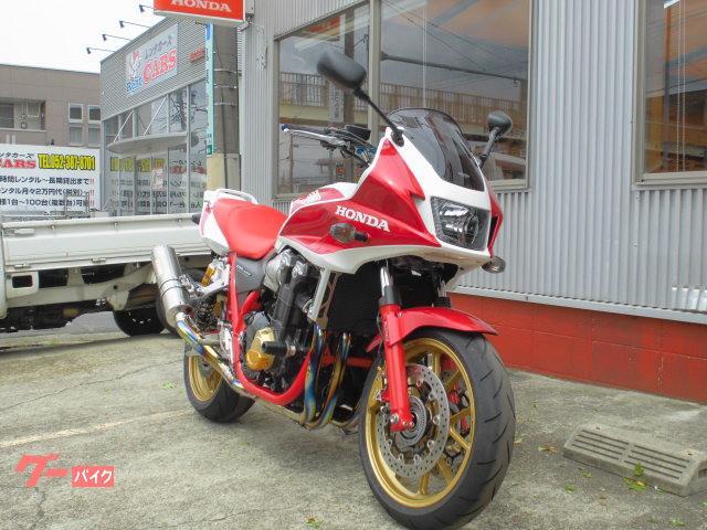 ホンダ CB1300Super ボルドールABS オーリンズ マルケジーニの画像(愛知県