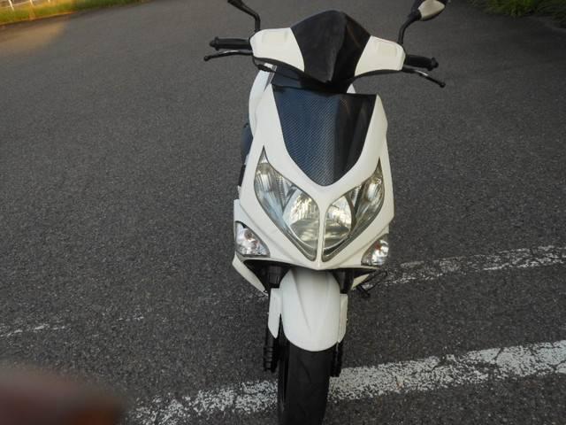 PGO アッローロ125の画像(愛知県