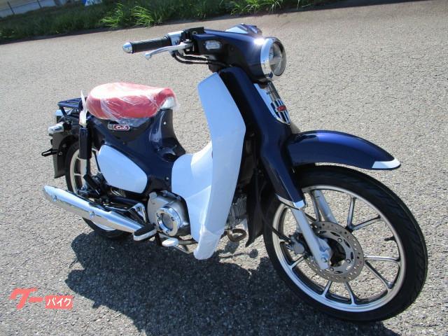 ホンダ スーパーカブC125最新モデルの画像(愛知県