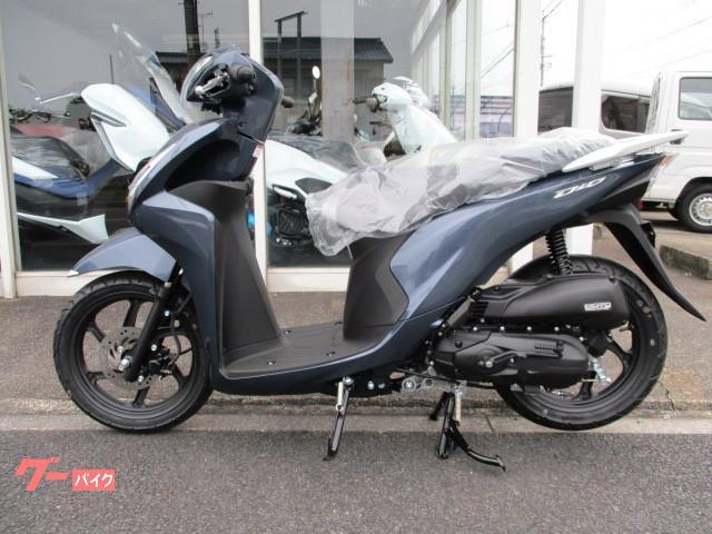 ホンダ Dio110 JF58最新モデルの画像(愛知県
