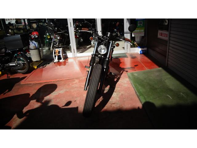 カワサキ 250TR ボバーカスタムの画像(三重県
