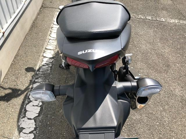 スズキ SV650の画像(三重県