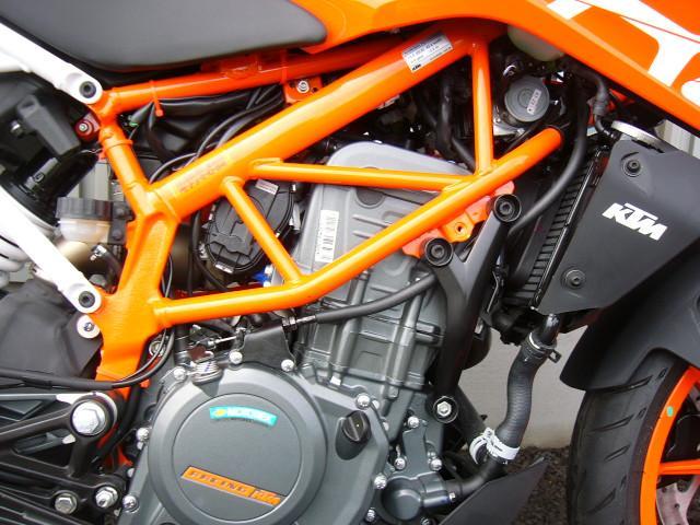 KTM 390デューク 2018年モデルの画像(岐阜県