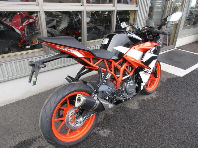 KTM RC390の画像(岐阜県