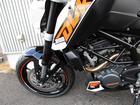 KTM 200デューク 2014年モデル アクラポ付きの画像(岐阜県