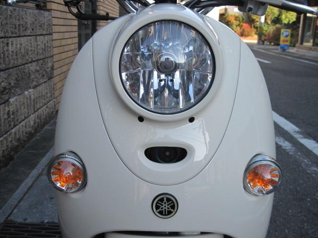 ヤマハ ビーノ 4ストFI車 バッテリー新品 オイル新品の画像(岐阜県