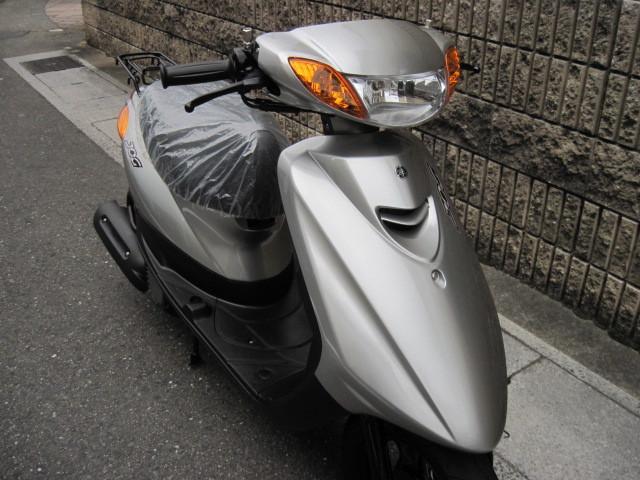 ヤマハ JOG 2015年 バッテリー新品 オイル新品の画像(岐阜県