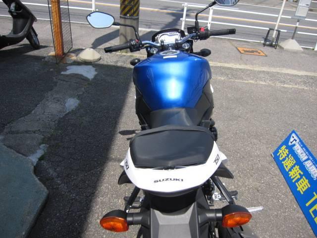 スズキ GSR750の画像(愛知県