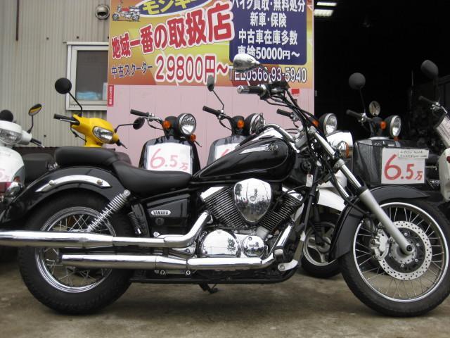 ヤマハ ドラッグスター250の画像(愛知県