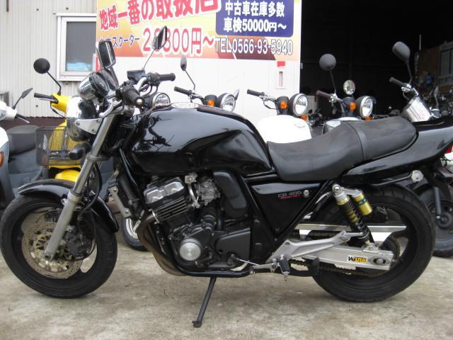 ホンダ CB400Super Fourの画像(愛知県