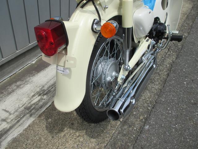 ホンダ リトルカブ 新車 セル付きの画像(愛知県