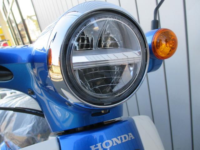 ホンダ スーパーカブ110 新車 JA44 最新モデルの画像(愛知県
