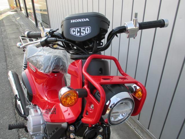 ホンダ クロスカブ50 新車 新登場モデルの画像(愛知県