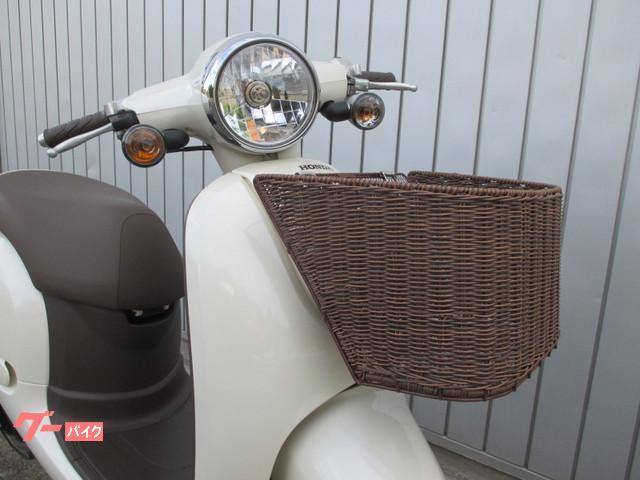 ホンダ ジョルノ フロントバスケット装着の画像(愛知県