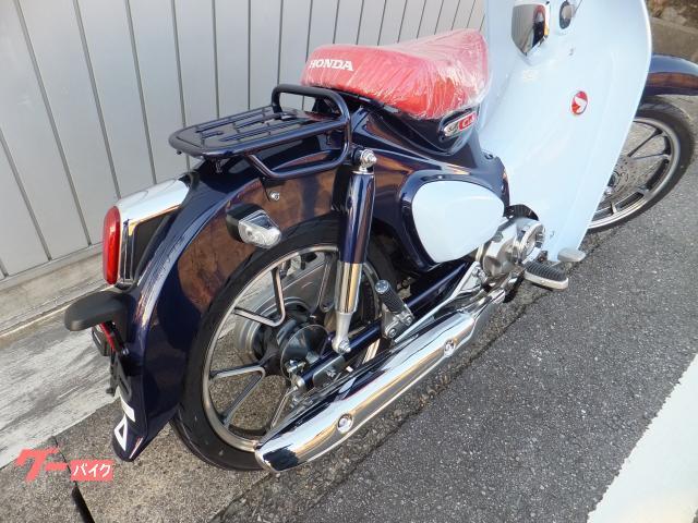 ホンダ スーパーカブC125 新車 最新モデルの画像(愛知県