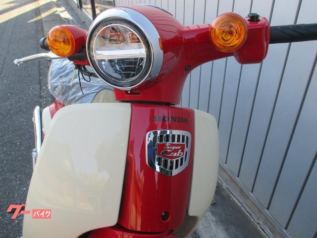ホンダ スーパーカブ110 新車 60周年アニバーサリー JA44の画像(愛知県