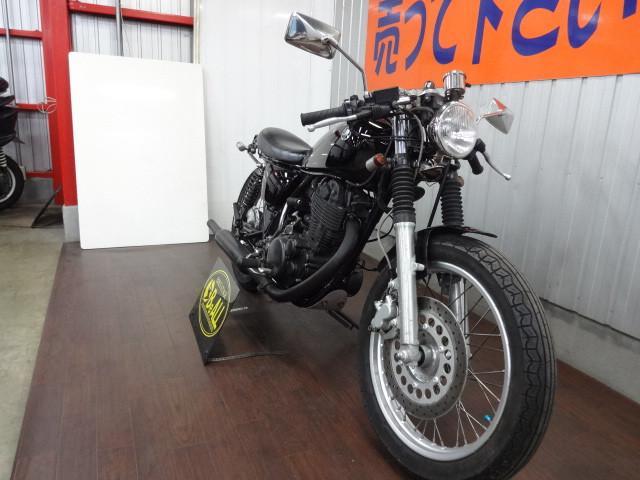 ヤマハ SR400 セパハンディスクブレーキの画像(愛知県
