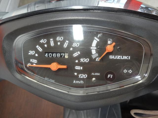 スズキ アドレスV125Gの画像(愛知県