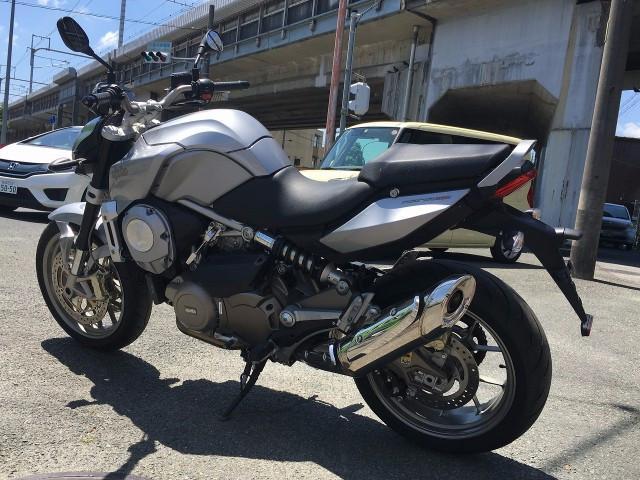 aprilia MANA850の画像(愛知県