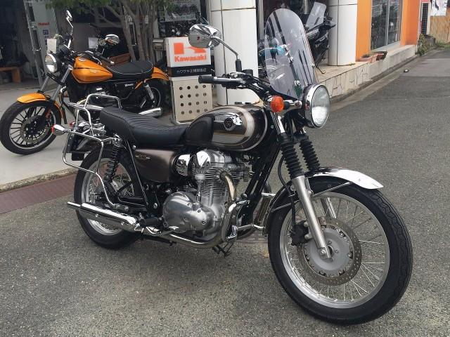 カワサキ W800 2013年モデルの画像(愛知県