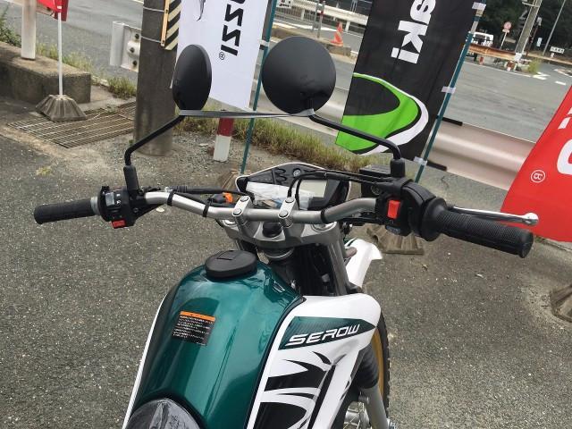 ヤマハ セロー250 FI 新車の画像(愛知県