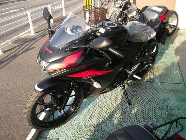 スズキ GSX-R125 ABSの画像(愛知県