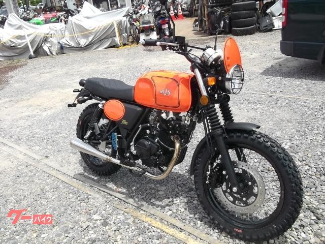 テンペストスクランブラー125