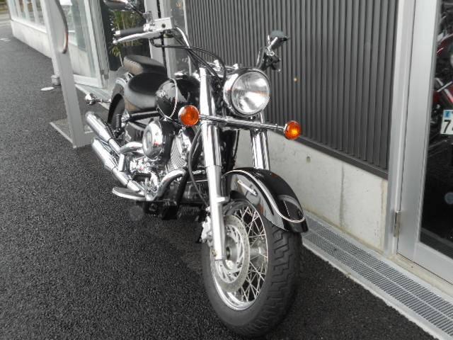 ヤマハ ドラッグスター400クラシック新車ETC2.0の画像(愛知県