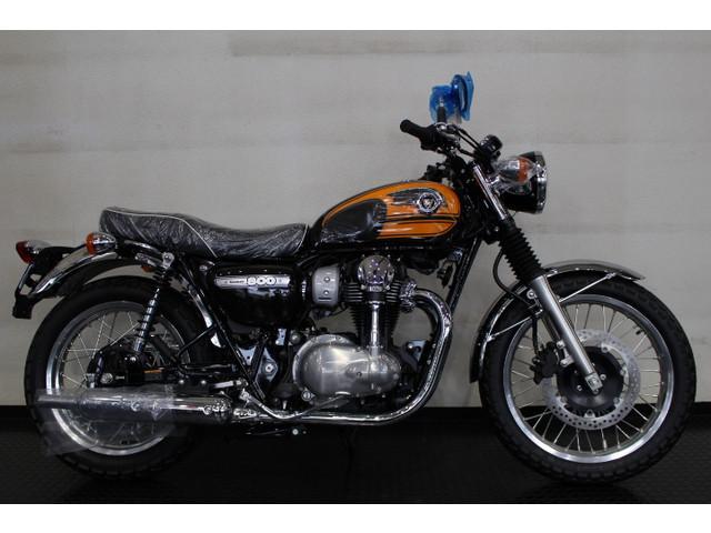 カワサキ W800 Final Editionの画像(愛知県