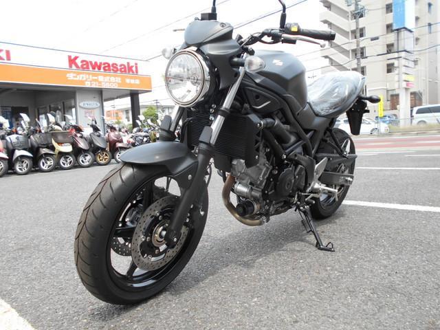 スズキ SV650ABS 新車の画像(愛知県