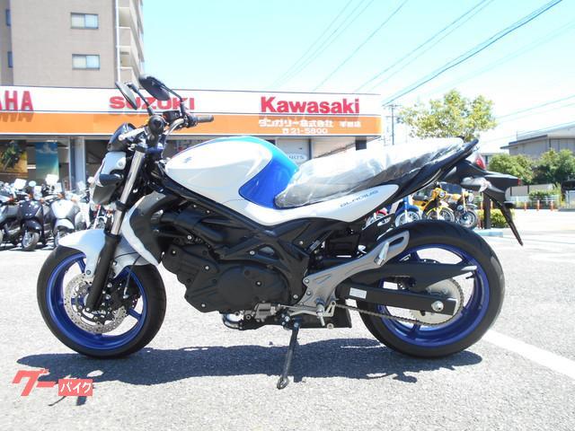 スズキ グラディウス400ABS 新車の画像(愛知県