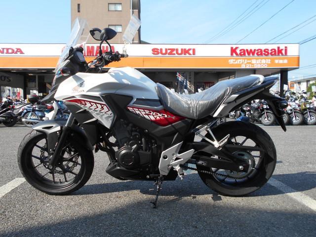 ホンダ 400X ABS 新車の画像(愛知県