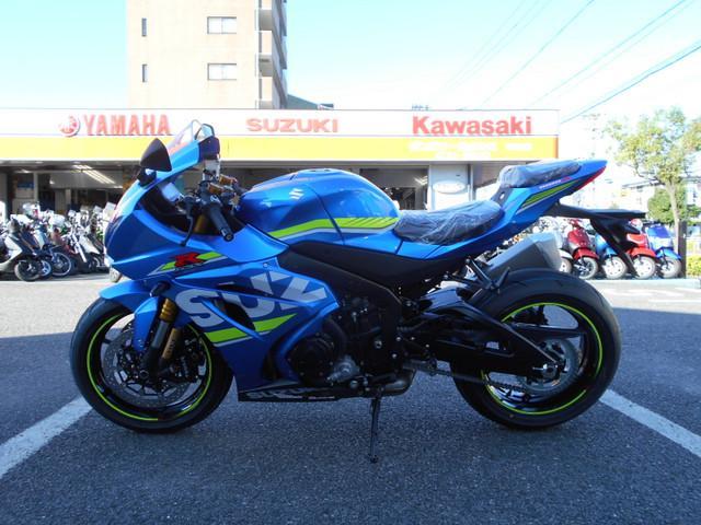 スズキ GSX-R1000R ABS 新車の画像(愛知県