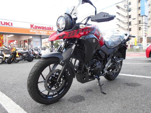 スズキ V-ストローム250 新車の画像(愛知県