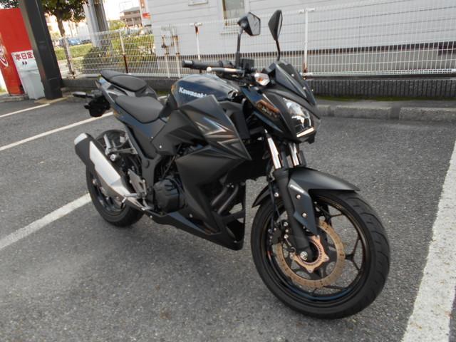 カワサキ Z250 ABSの画像(愛知県