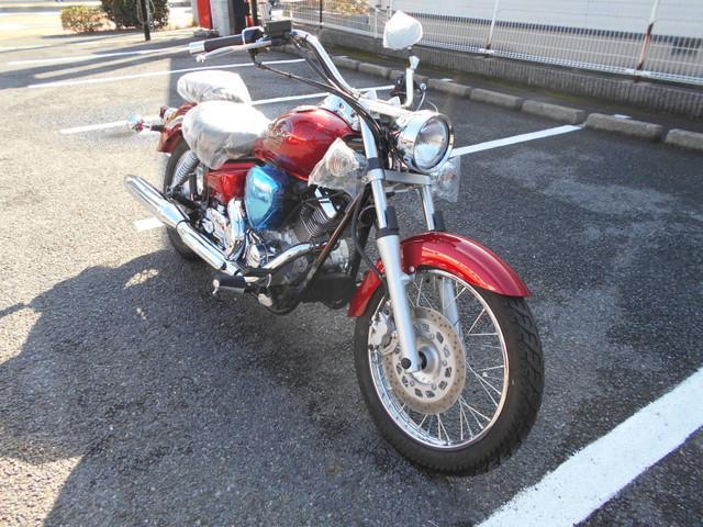 ヤマハ ドラッグスター250 新車の画像(愛知県