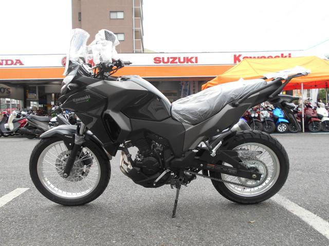 カワサキ VERSYSーX 250 新車の画像(愛知県