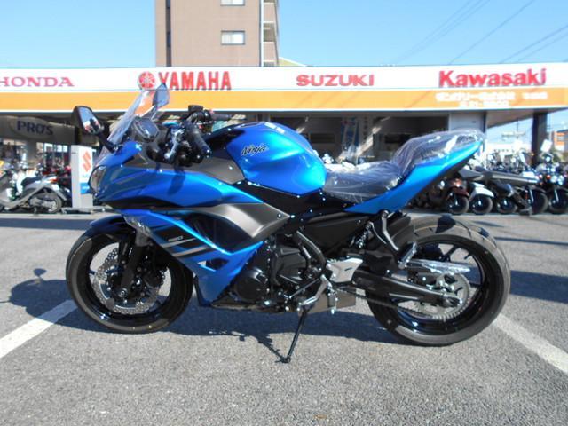 カワサキ Ninja 650の画像(愛知県
