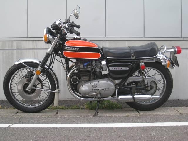 カワサキ W3の画像(愛知県