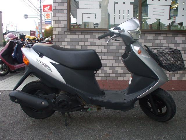 スズキ アドレスV125G・規制前の画像(愛知県