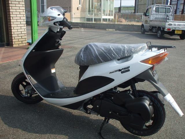 スズキ アドレスV50・2020年モデルの画像(愛知県