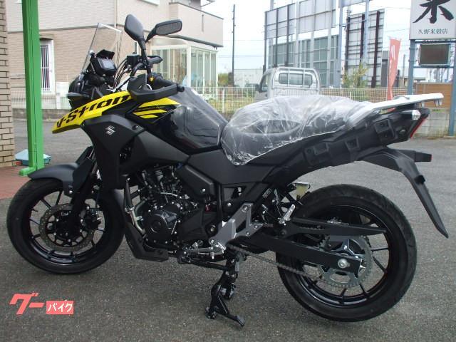 スズキ V-ストローム250・2020年モデルの画像(愛知県